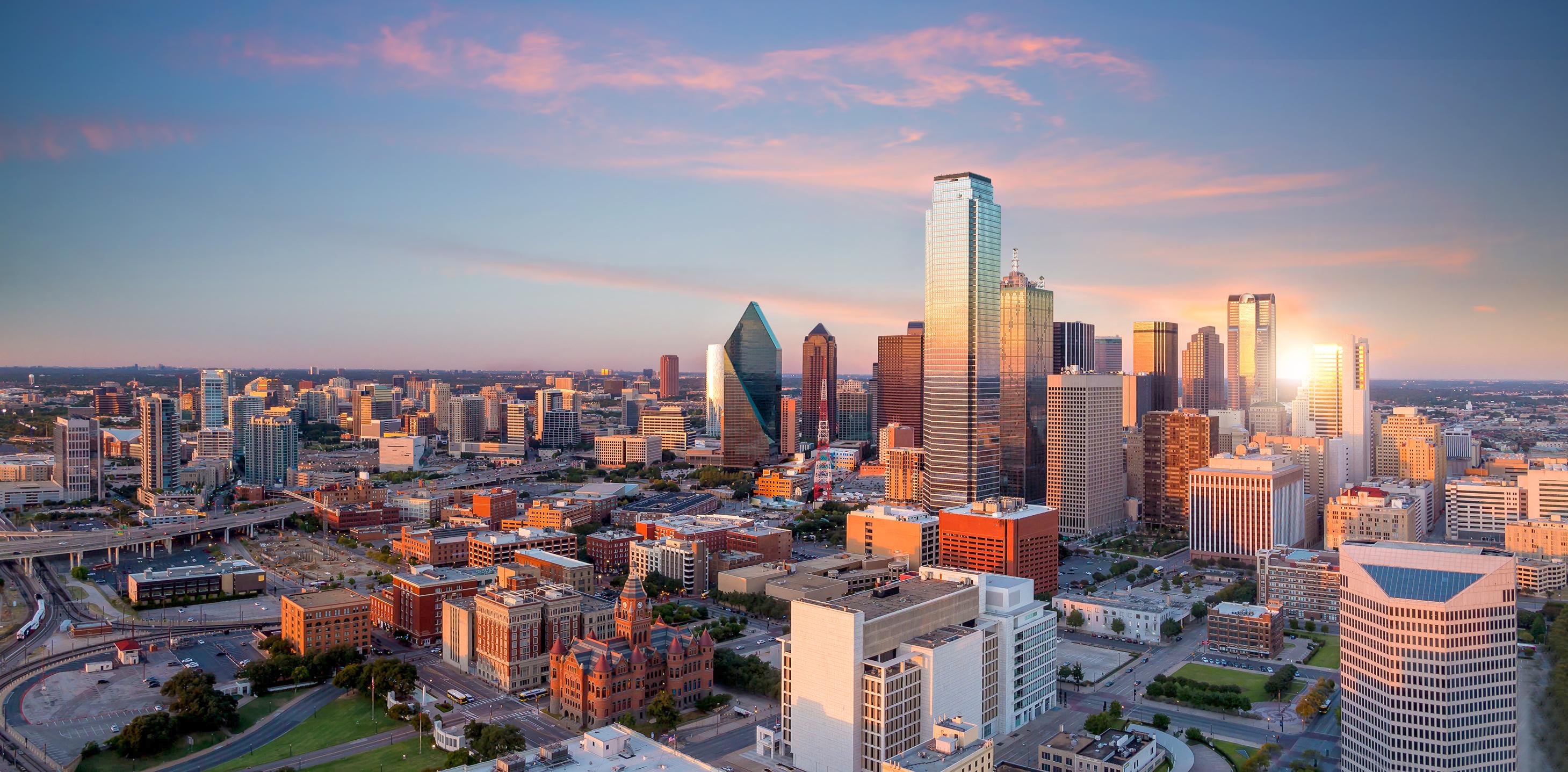 City line of dallas texas